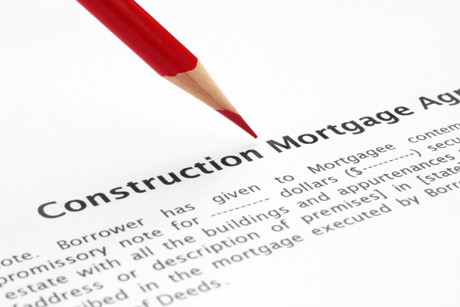 Construction-loan