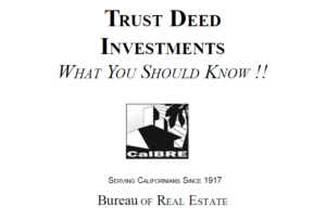 Trust Deeds Investments